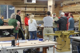 Fly Rod Building Class - Grayling Apr 20, 2015, 9-14 AM