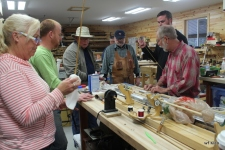 Fly Rod Building Class - Grayling Apr 22, 2015, 5-047