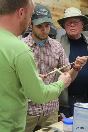 Fly Rod Building Class - Grayling Apr 22, 2015, 5-048